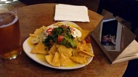 Nacho's and Beer
