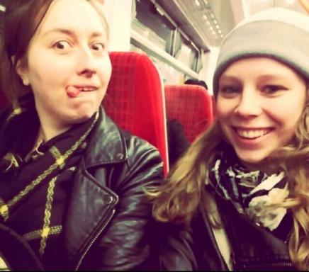 Ilse and I